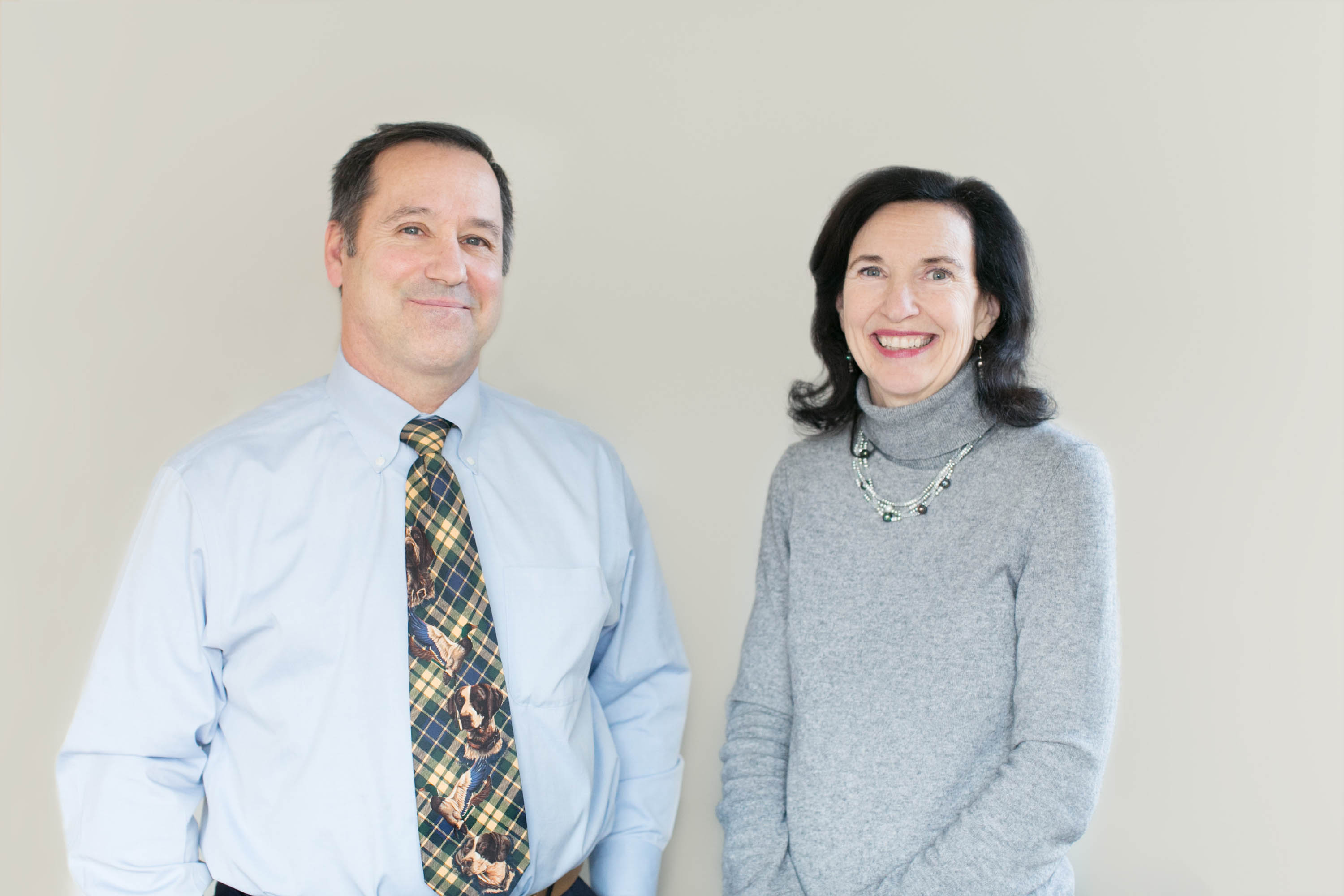 Anchorage, Alaska attorneys Tonja Woelber and Brent Cole